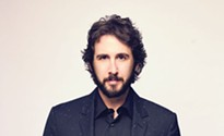 Muli-platinum-selling artist Josh Groban talks about bullying, the importance of arts education and how he developed his sense of humor