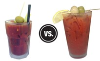<i>Pittsburgh City Paper</i> Booze Battles: Harris Grill vs. Carmella's Plates & Pints