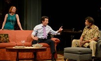 """Final performances of """"Between Riverside and Crazy"""" at Pittsburgh Public Theater"""