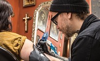 Pittsburgh Tattoo shop celebrates civil-rights activists