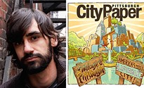 A conversation with this week's Pittsburgh City Paper cover artist Joe Mruk