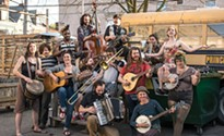 The 4th River Collective bring a sense of community to Pittsburgh's street-music scene