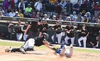 Wysocki: The battle for the Pittsburgh Pirates' best all-time catcher comes down to a close call at the plate