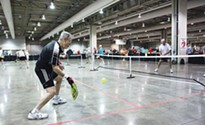 Pittsburgh pickleball tournament attracts more than 400 players while raising money for Parkinson Foundation