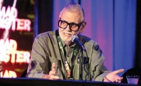 """In memory of """"Night of the Living Dead"""" director George A. Romero"""
