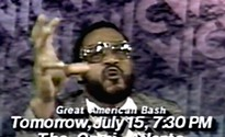 Smark Attack Pro Wrestling Promo of the Day: Thunderbolt Patterson tells Ole Anderson to stay put
