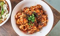 Onion Maiden, in Allentown, offers inventive vegan fare