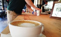Tazza D'Oro opens a long-awaited coffee shop in the center of Millvale
