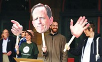 Sen. Pat Toomey's reluctance to address his protesters appears to be fueling a progressive wave