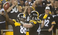 Pittsburgh Steelers dominate Cincinnati Bengals 29-14 at Heinz Field