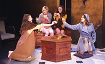 <i>You on the Moors Now</i> at Point Park Conservatory Theatre Company
