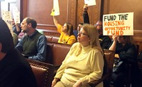 Affordable-housing advocates challenge Pittsburgh City Council on Housing Opportunity Fund inaction