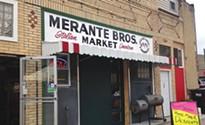 Merante Bros. Italian-American Market is open again in Uptown