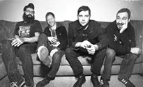 Off With Their Heads performs at Howlers Sun., Dec. 10