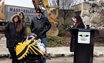 The Healing Center breaks ground on medical-cannabis dispensary that will bring relief to ailing Pennsylvanians