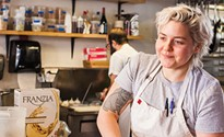 Chef Csilla Thackray launches a new dinner series in support of Planned Parenthood