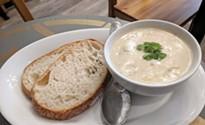 The Colony Café offers family recipes for light repast