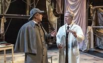 <i>Holmes and Watson</i> at New Hazlett Theater