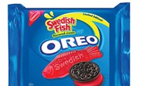 Eat Me: Swedish Fish Oreos