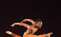 Conservatory Dance Company's Spring Dance Concert runs April 19 – 22