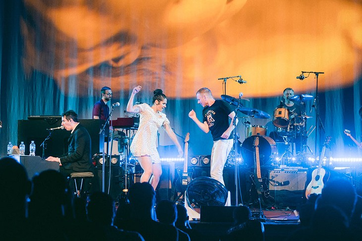 Belle and Sebastian at Carnegie Music Hall - 7/18/19