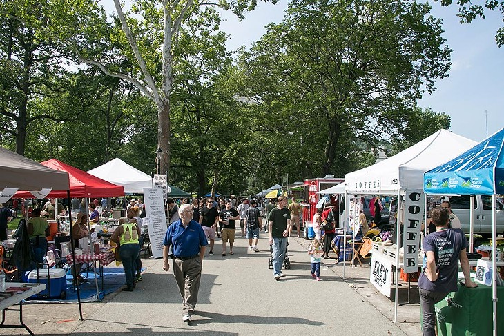 The Deutschtown Music Festival