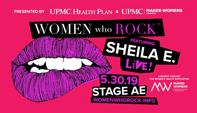 Rock the Future of Women's Health!