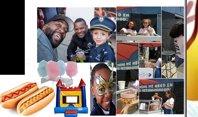 Community Unity Day for PEACE IN THE STREETS w/Pittsburgh's Finest Zone 1