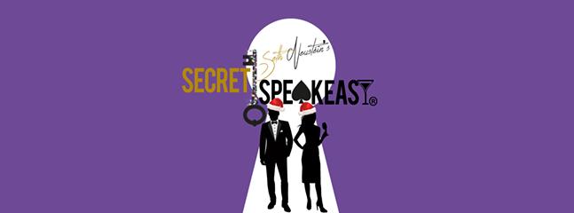 Seth Neustein Secret Speakeasy