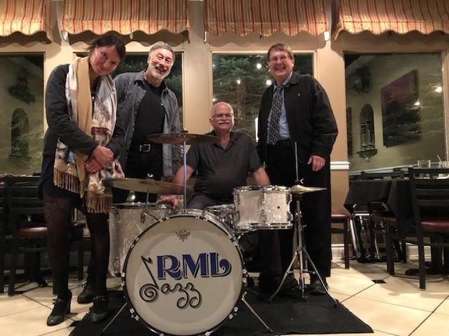 RML Jazz featuring Laura Chu Wiens