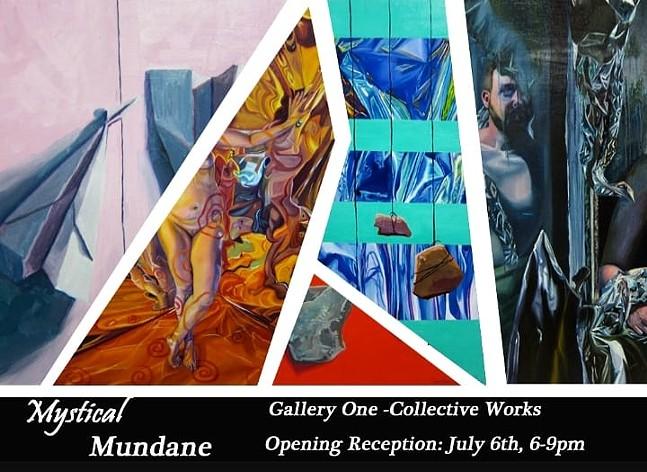 Mystical Mundane Opens July 6th