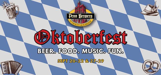 Penn Brewery Oktoberfest!