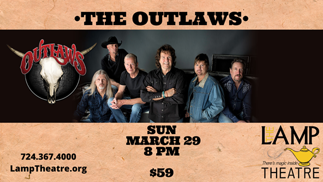 The Outlaws Live in Concert