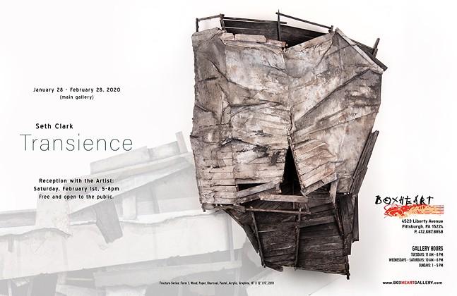 Seth Clark: Transience