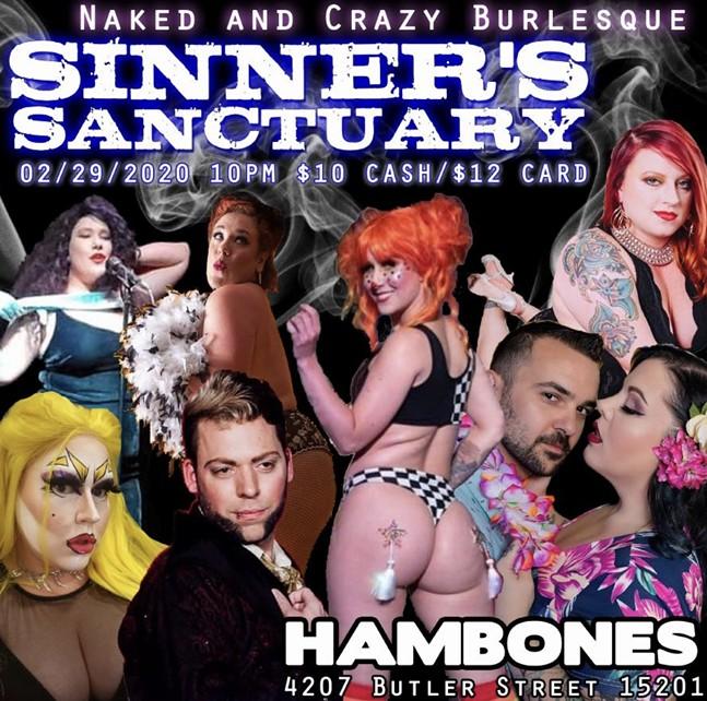 Sinner's Sanctuary Cast