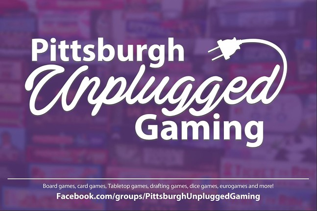 Pittsburgh Unplugged Gaming