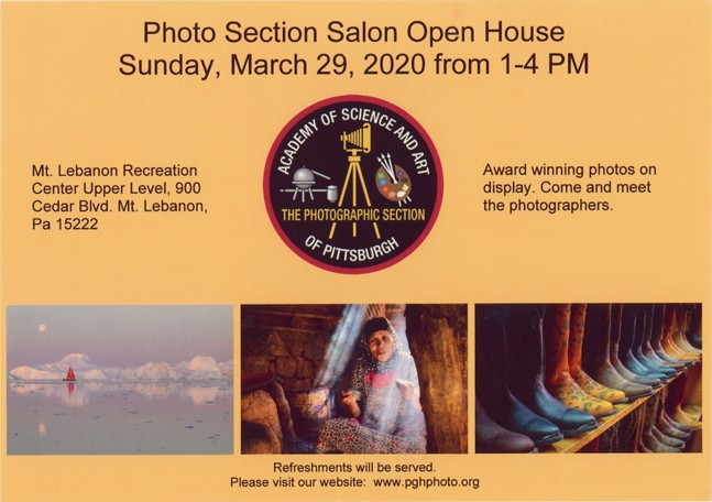 Photo Section Open House