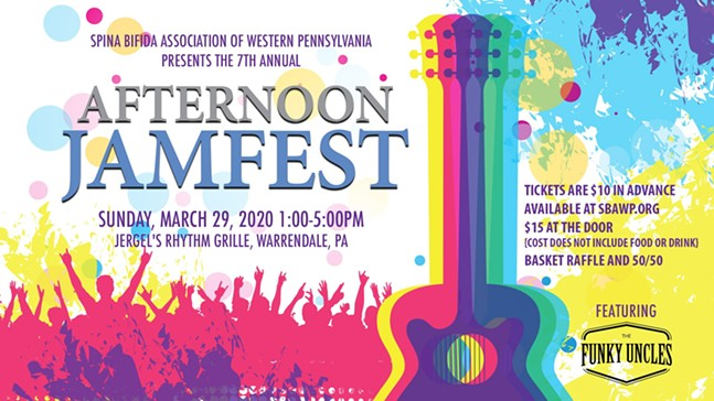 7th Annual Afternoon JamFest