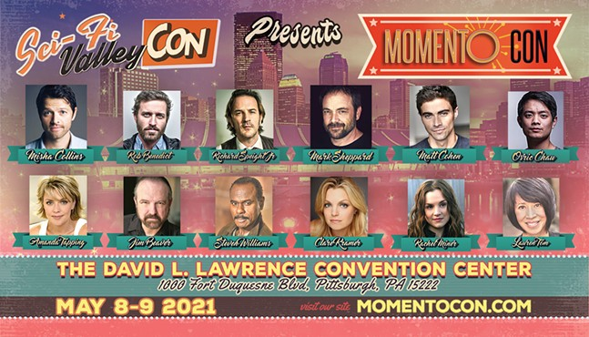 Momento Con - May 8-9, 2021