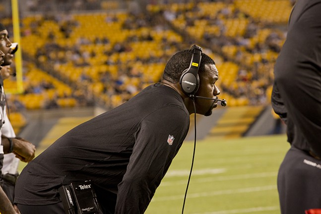 Joey Porter, Joey Porter arrest, press coverage of Joey porter arrest, officer Paul Abel