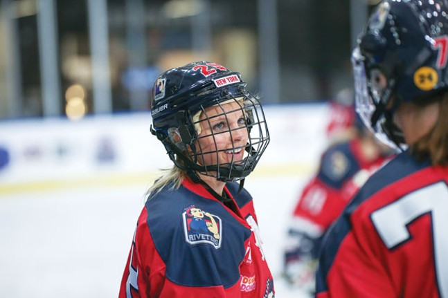 National Women S Hockey League All Star Game Comes To Pittsburgh