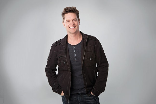 """Hey, you suck"": Jim Breuer"