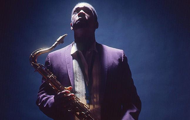 John Coltrane, from Chasing Trane