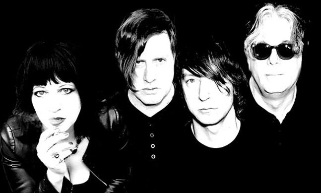 Lydia Lunch and Retrovirus