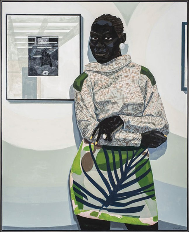 Art by Kerry James Marshall