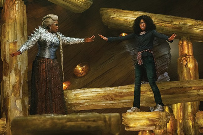 A Wrinkle in Time is Mostly a Dud