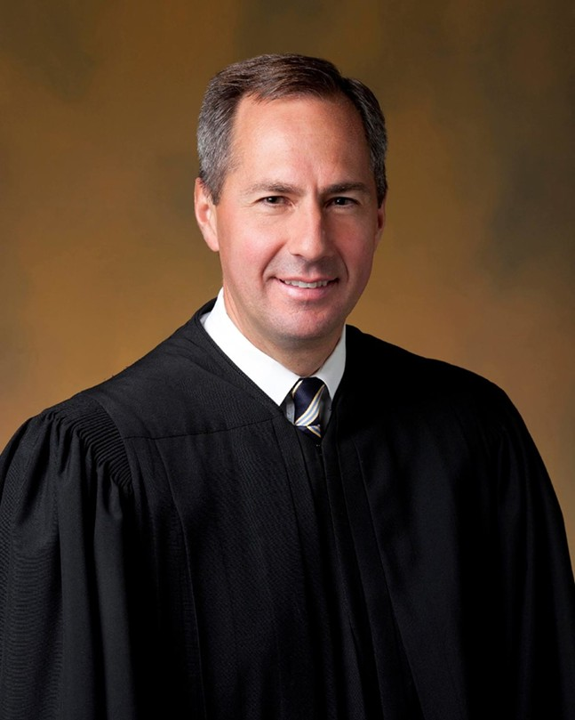 Judge Thomas Hardiman
