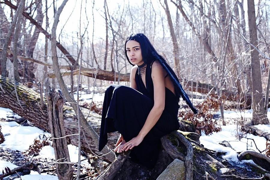 Princess Nokia - PHOTO: ALBERTO VARGAS