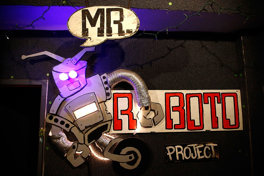 The Mr. Roboto Project music venue - CP PHOTO: JARED WICKERHAM