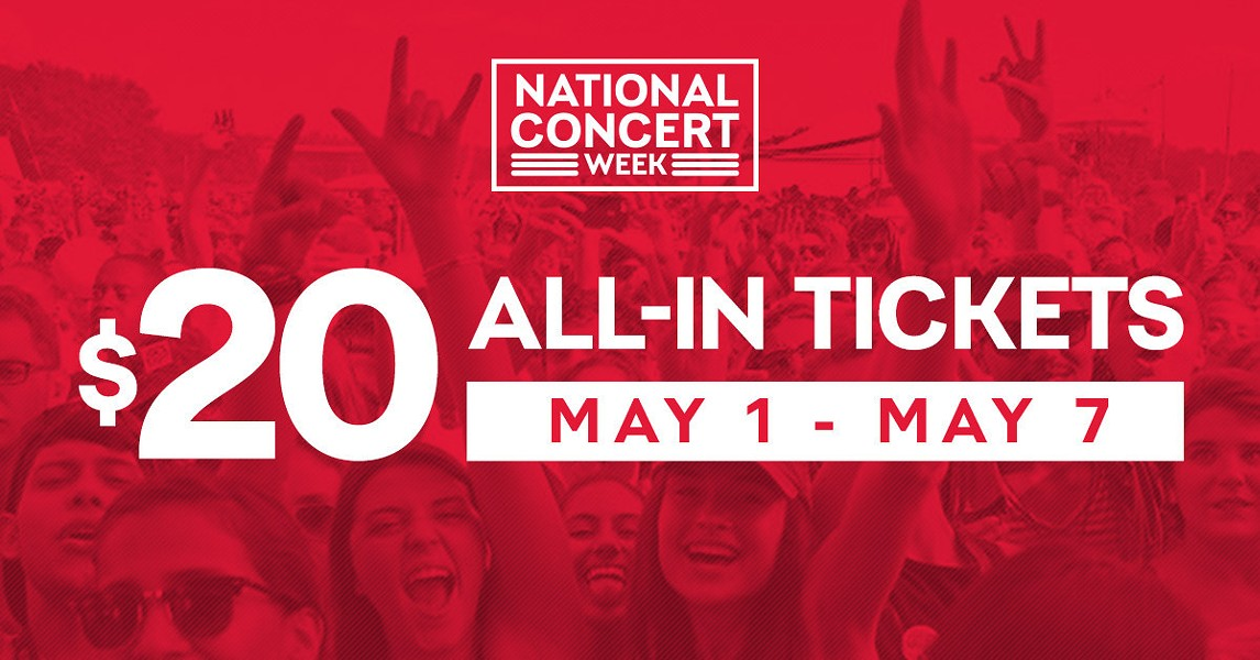 National Concert Week - PHOTO: LIVE NATION
